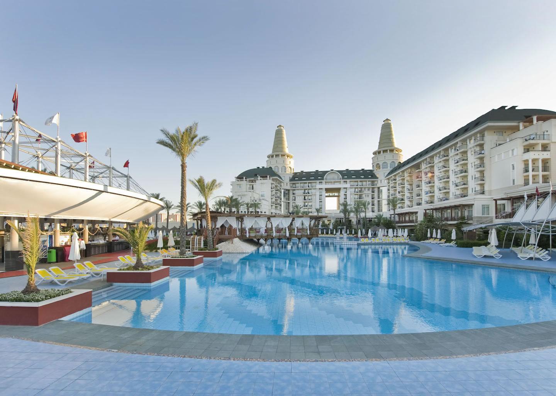 10 geriausių viešbučių Antalijoje
